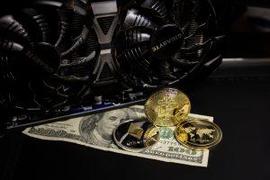 Krypto-Handel bei Bitcoin Code